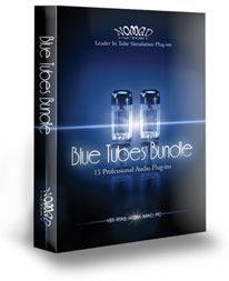 Blue Tubes Series