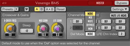 BMS (Bass Management  System)