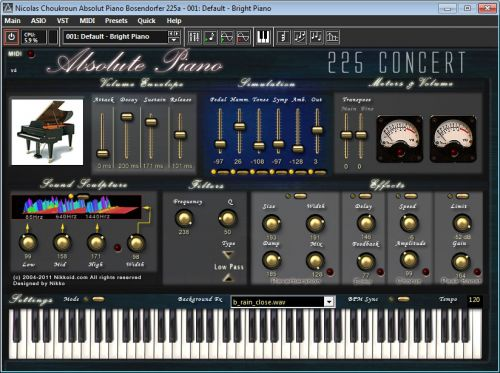 Absolute Piano Bosendorfer 225