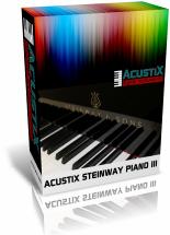 AcustiX Steinway Piano III