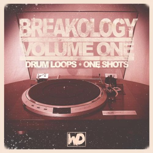 Breakology Volume 1 Drum Loops & One-Shots