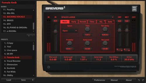 BREVERB 2 Mix Pack