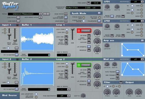 Buffer Synth 2