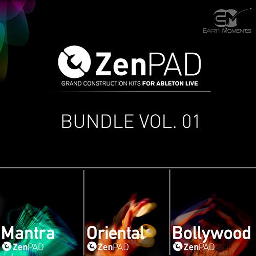 ZenPad Bundle Vol. 01 - Grand Construction Kits for Ableton Live