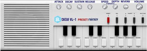 Autodafe Casio VL-1