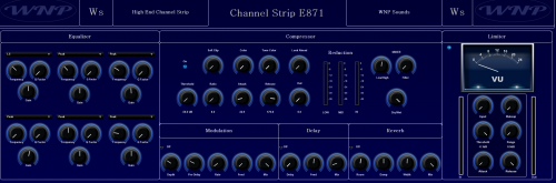 Channel Strip E871