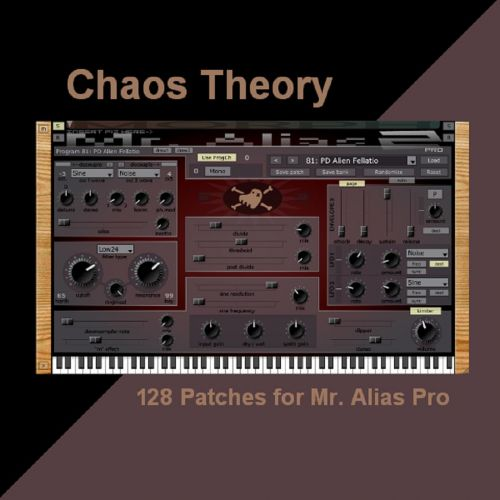 'Chaos Theory' for Mr. Alias Pro