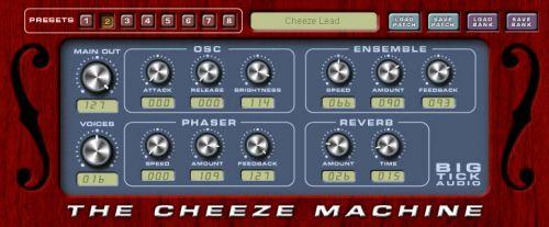 Cheeze Machine