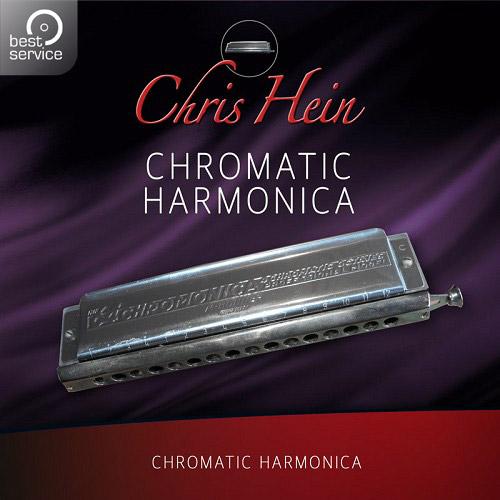 Chris Hein Chromatic Harmonica