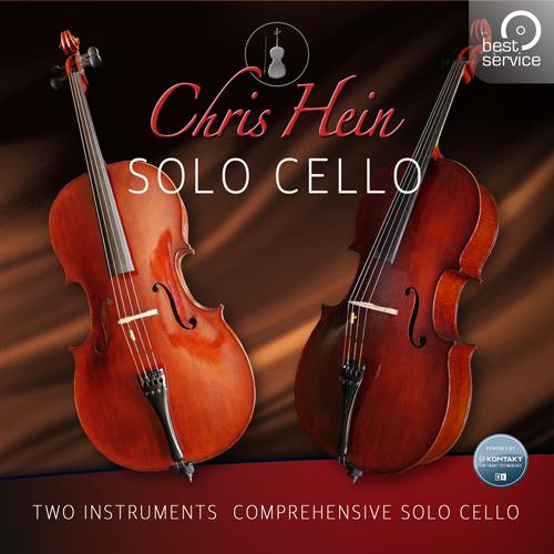 Chris Hein Solo Cello