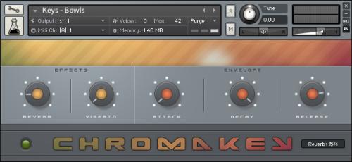 ChromaKey (Kontakt)
