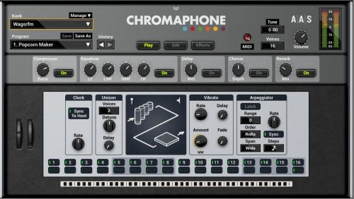 AAS Chromaphone 2 Sound Library