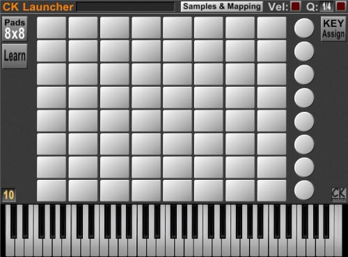 CK_Launcher: Universal Sample Triggger Player