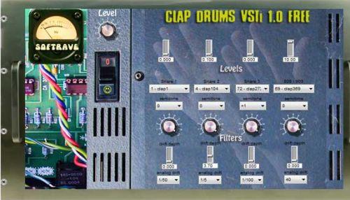 Clap Drums VSTi