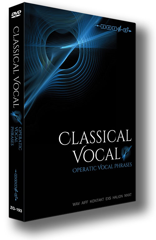 Classical Vocal: Operatic Vocal Phrases