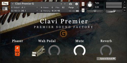 Clavi Premier G
