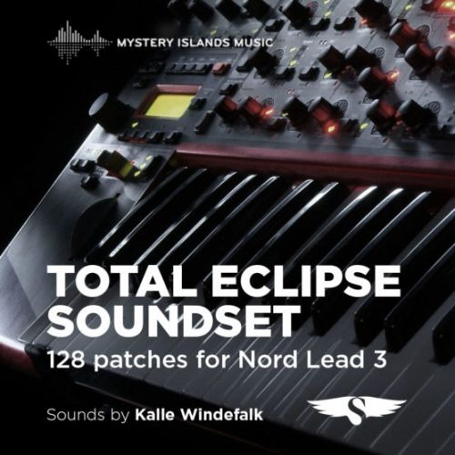 Clavia Nord 3 Total Eclipse