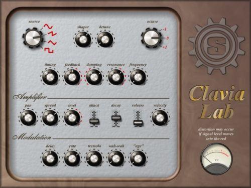Clavia Lab