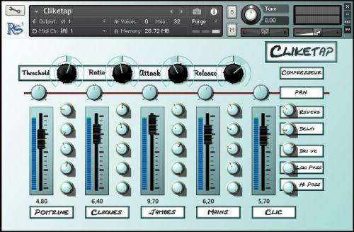 Cliketap