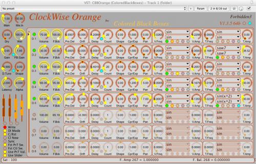 Clockwise Orange