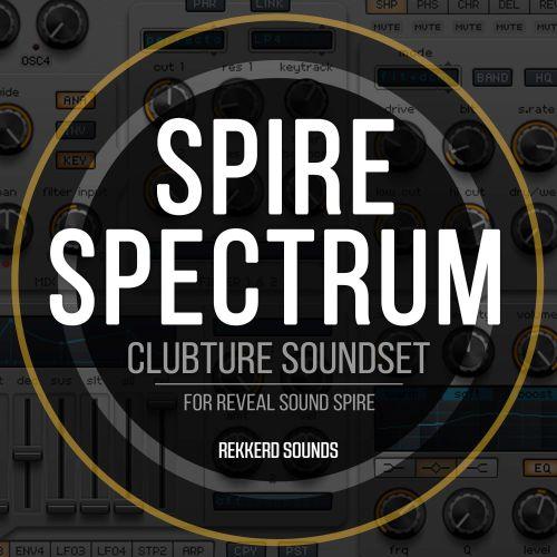 Clubture Soundset - Spire Spectrum