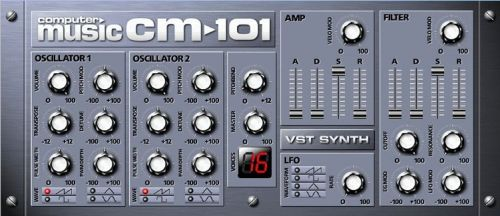 CM-101