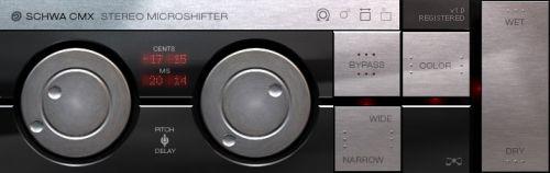 CMX - Stereo Microshifter