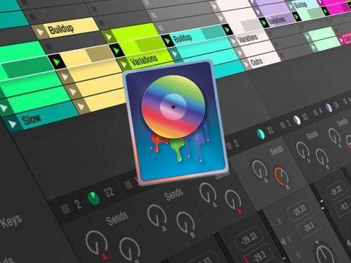 Logic Pro X Colorizer