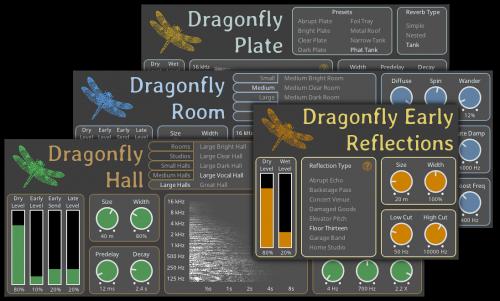 Dragonfly Reverb