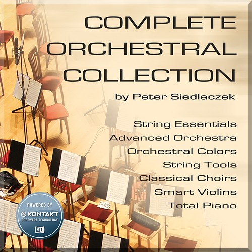 Complete Orchestral Collection
