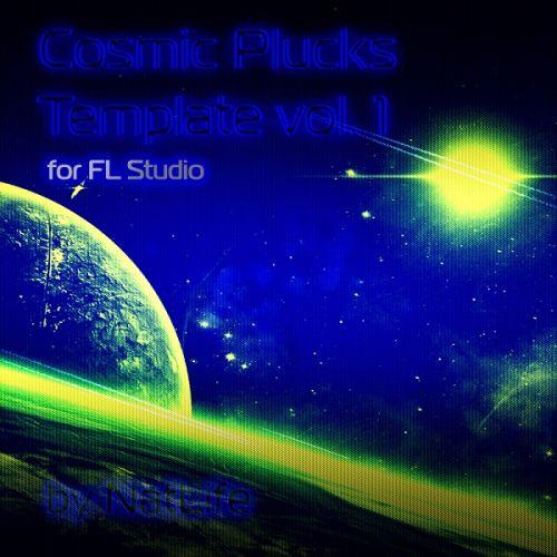 Cosmic Plucks Template vol. 1