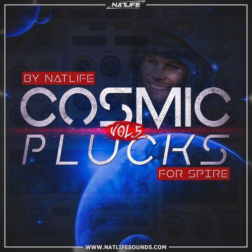 Cosmic Plucks Vol.5 for Spire