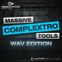 CFA-Sound - Massive Complextro Tools WAV Edition