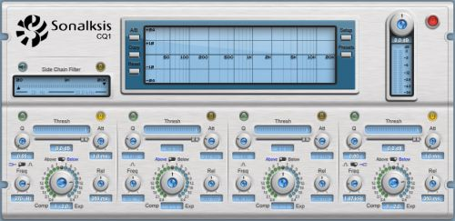 CQ1 Multi-Band Compander