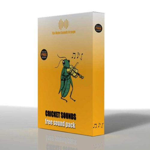 Cricket Sounds Pack