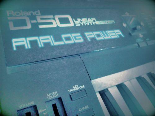 Roland D-50 Analog Power Bank