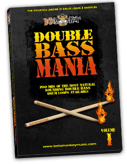 Double Bass Mania I Reloaded | Pure Metal Drum Loops