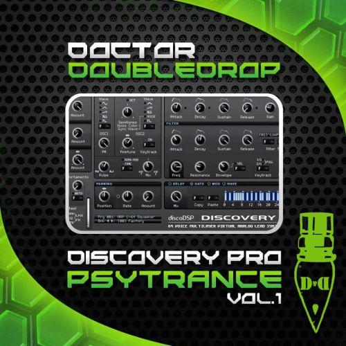 Dr. Doubledrop Discovery Pro Psytrance Presets Vol.1
