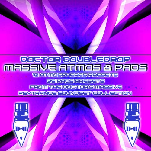 Dr. Doubledrop Massive EDM Atmos & Pads