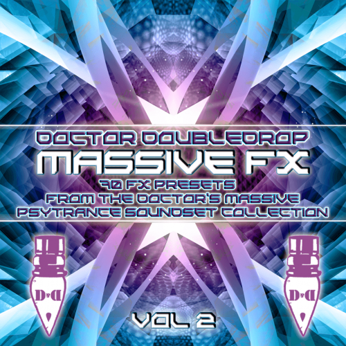 Massive EDM FX Vol.2