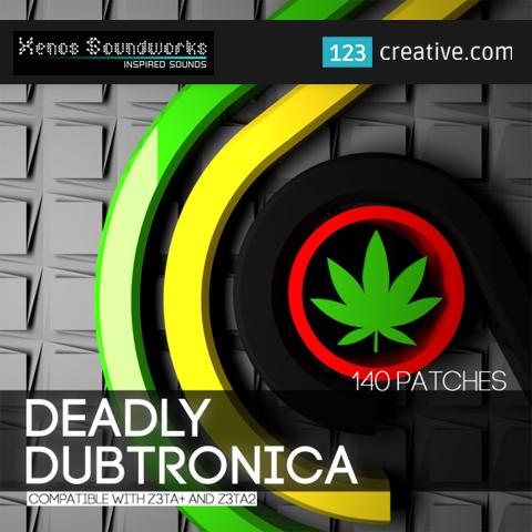 Deadly Dubtronica - Z3TA+ and Z3TA+ 2 presets: 123creative.com