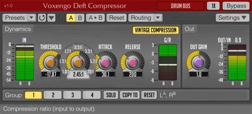 Deft Compressor