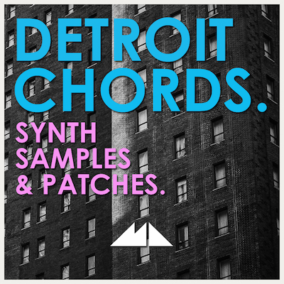 Detroit Chords: Synth Samples & Patches