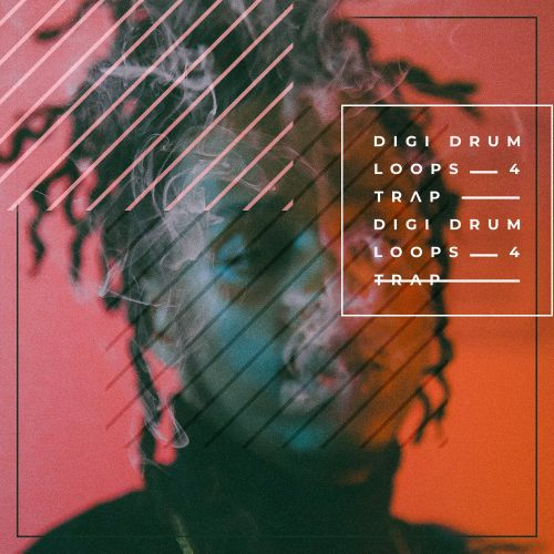 Digi Drum Loops 4 - Trap