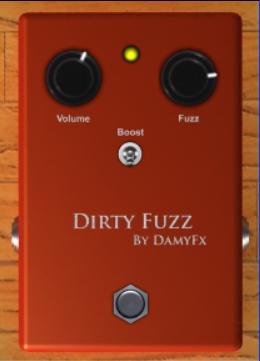 DIRTY FUZZ