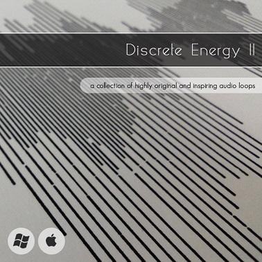 DISCRETE ENERGY II [sample pack]