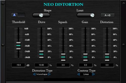 Neo Distortion