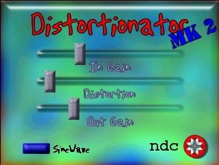 Distortionator Mk2