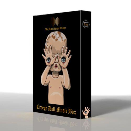 Creepy Doll Music Box