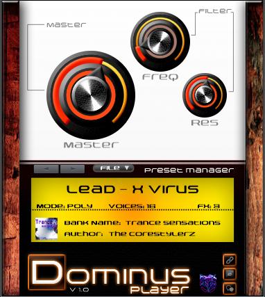 Dominus Player